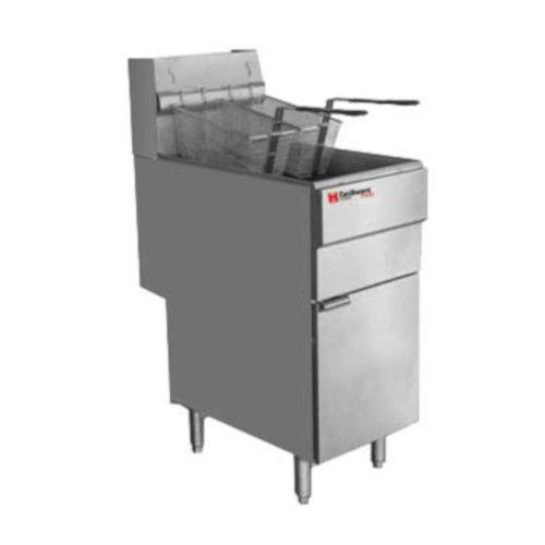 Grindmaster-Cecilware FMS504NAT Natural Gas Full Pot Pro Fryer