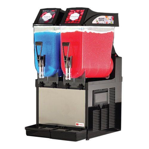 Grindmaster-Cecilware FROSTY 2 Countertop Non-Carbonated Frozen Granita Dispenser