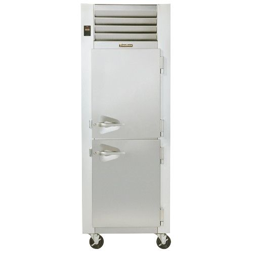 Traulsen G10001-032 Hinged Left 1 Section Reach-In Dealer's Choice Refrigerator