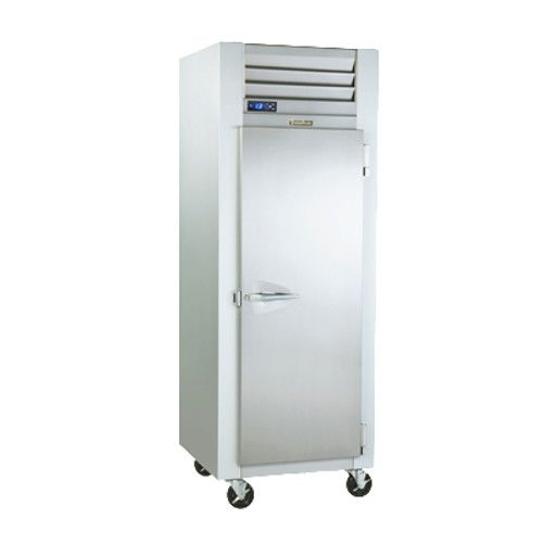 Traulsen G12000 Hinged Right One Section Reach-In Dealer's Choice Freezer