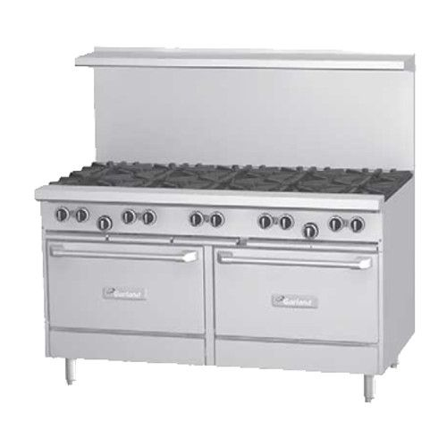 Garland G60-10RR Gas 10 Burner 60