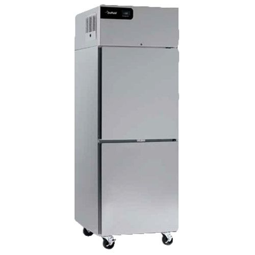 Delfield GBF1P-SH Coolscapes Series Reach-In Single-Section Solid Half-Door Freezer
