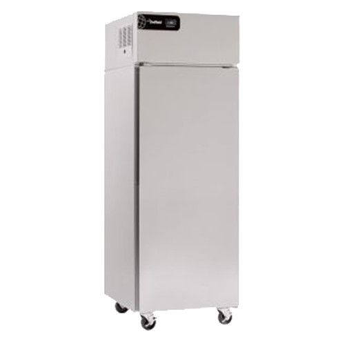 Delfield GBR1P-S Coolscapes Series Reach-In Single-Section Solid Door Refrigerator