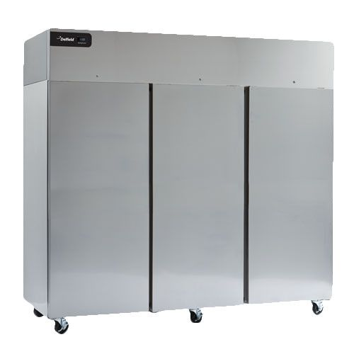 Delfield GCF3P-S Coolscapes Series Reach-In Three-Section Freezer