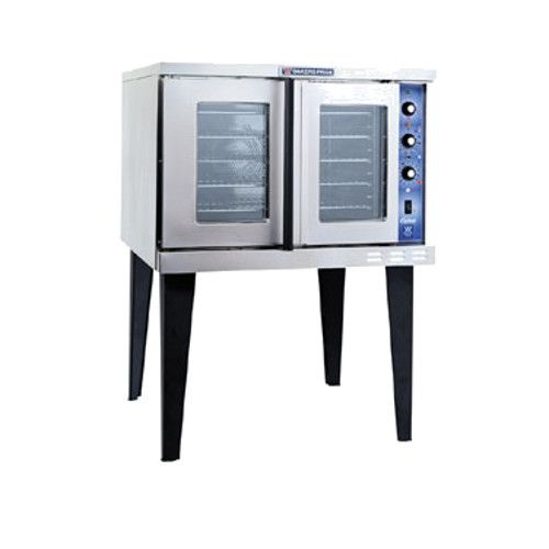 Bakers Pride GDCO-E1 Single Deck Full Size Electric Convection Oven
