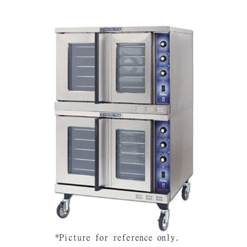 Bakers Pride GDCO-E2 Double Deck Full Size Electric Convection Oven