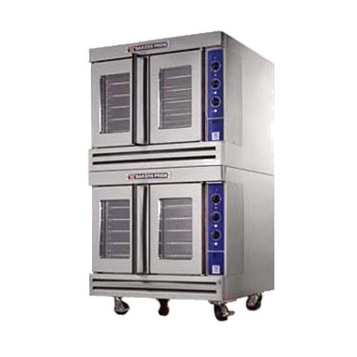 Bakers Pride GDCO-G2 Double Deck Full Size Gas Convection Oven