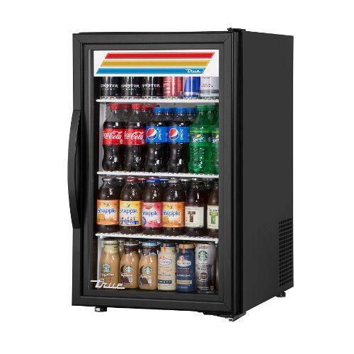 True GDM-06-34-HC~TSL01 Countertop Refrigerated Merchandiser