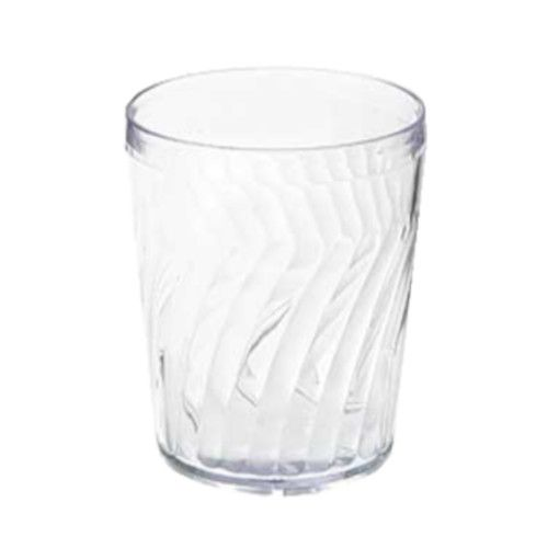 GET 2209-1-CL Tahiti Clear Plastic Tumbler (1 case of 6 dozen)