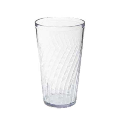 GET 2212-1-CL Tahiti Clear Plastic Tumbler (1 case of 6 dozen)