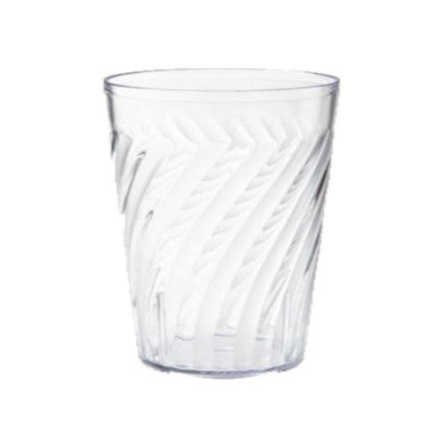 GET 2221-1-CL Tahiti Clear Plastic Tumbler  (1 case of 6 dozen)