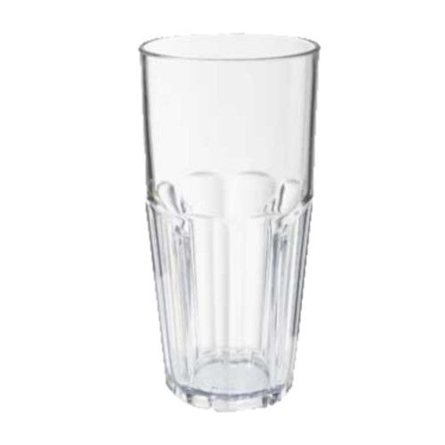 GET 9916-1-CL Bahama Clear Plastic Tumbler (1 case of 6 dozen)
