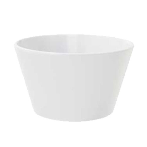 GET BC-007-W SuperMel™ 8 oz. White Boullion Cup (4 dozen)