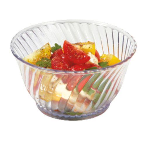 GET DD-80-CL Dessert Time™ 10 oz. Dessert Dish (4 dozen)