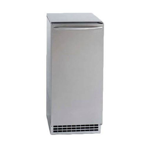 Ice-O-Matic GEMU090 Nugget-Style Pearl Ice Maker with Built-In Bin - 85 lb/39 kg Production