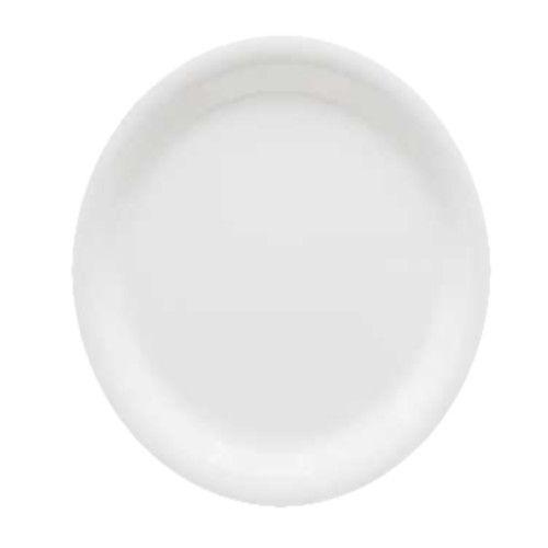 GET NP-7-DW Diamond White™ 7 ¼ Narrow Rim Plate (case of 4 doz.)