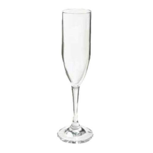 GET SW-1401-1-SAN-CL 6 oz.Champagne Glass (1 case of 2 dozen)