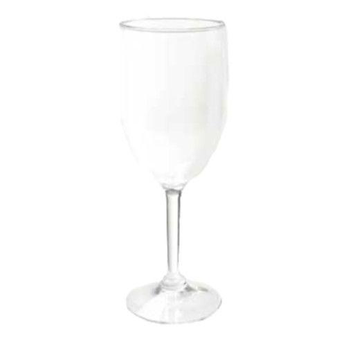 GET SW-1404-1-SAN-CL 8 oz. Wine Glass (1 case of 2 dozen)