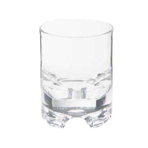 GET SW-1423-1-SAN-CL 9 oz. Roc N' Roll™ Glass (1 case of 2 dozen)