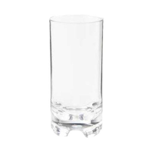 GET SW-1426-1-SAN-CL Roc N' Roll™ Rocks 14 oz. Glass (1 case of 2 dozen)