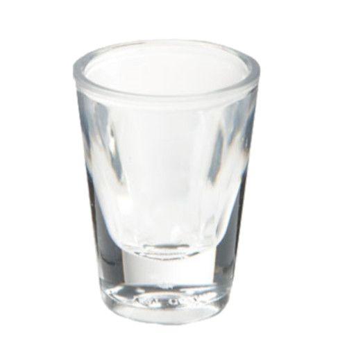 GET GESW14271CL 1 oz. Shot Glass (1 case of 2 dozen)