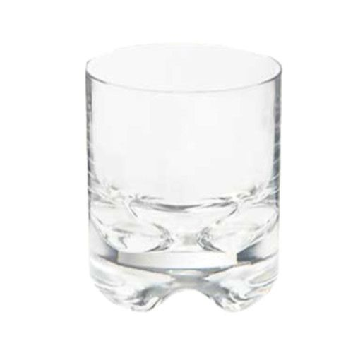 GET SW-1429-1-SAN-CL Roc N' Roll™ Rocks 10 oz. Glass