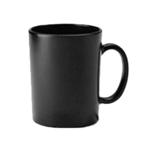 GET TM-1316-BK 12 oz. Black Mug (2 dozen per case)