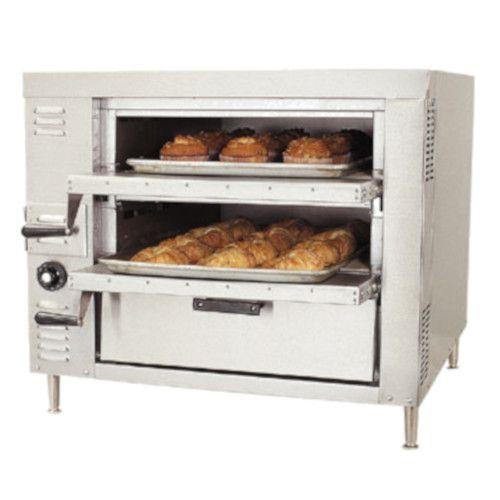 Bakers Pride GP-52 Liquid Propane Countertop Oven