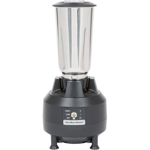Hamilton Beach HBB909 2-Speed Bar Blender - Stainless Steel Container