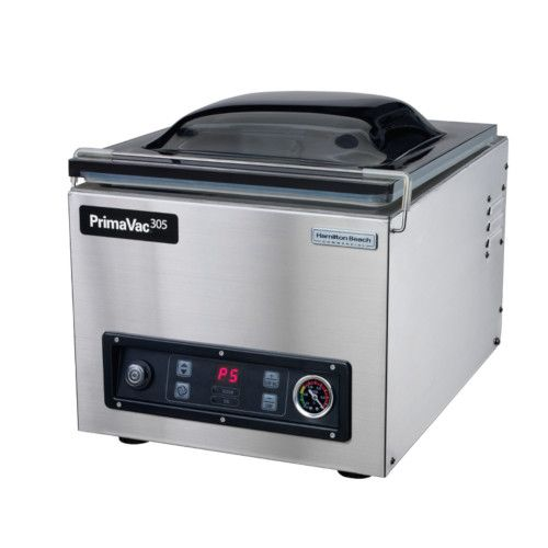 Hamilton Beach HVC305 PrimaVac Electric Vacuum Packaging Machine
