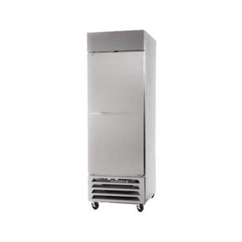 Beverage Air HBR23HC-1-S Solid Door Single Section Reach-In Refrigerator