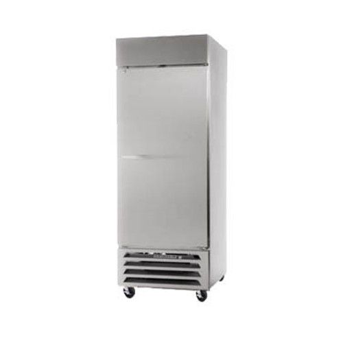 Beverage Air HBR27HC-1-S Solid Door Single Section Reach-In Refrigerator