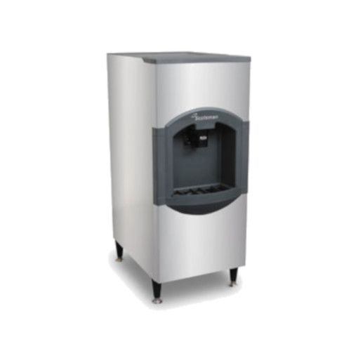 Scotsman HD22B-6 Floor Model IceValet Hotel/Motel Ice Dispenser - 120 lb.