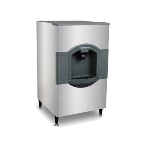 Scotsman HD30W-1 Ice Velet 180-lb Capacity Floor Model Ice Dispenser