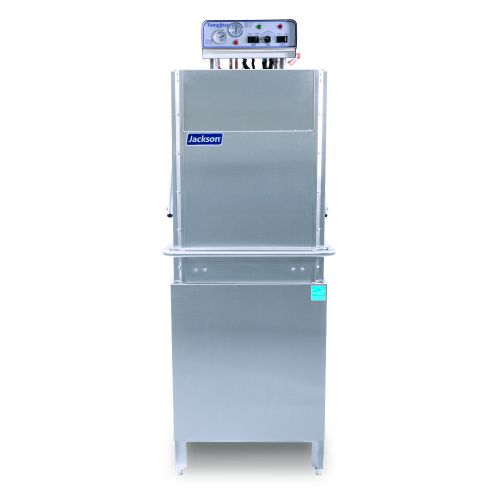 Jackson TempStar HH-E Door Type Dishwasher with High Hood and Electric Booster Heater