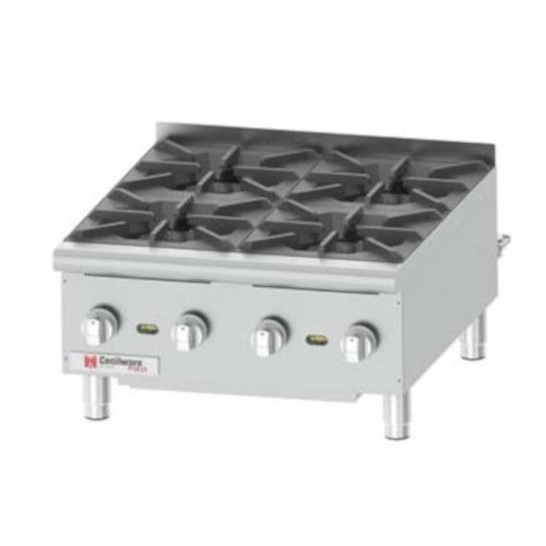 Grindmaster-Cecilware HPCP424 Countertop Gas Pro Hotplate