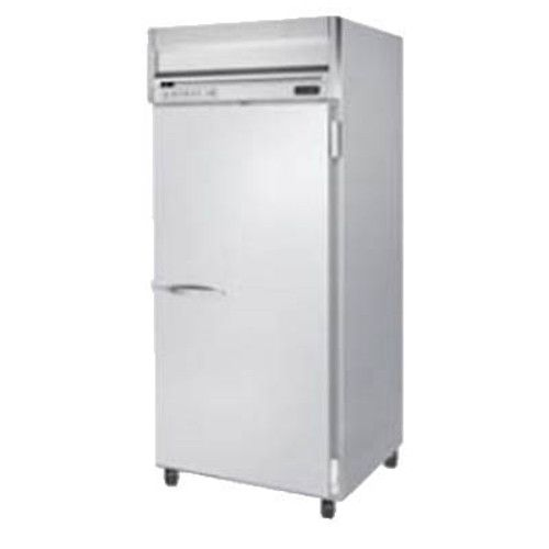 Beverage Air HRS1WHC-1S Wide Solid Door Single Section Reach-In Refrigerator (Replaces HRS1W-1S)