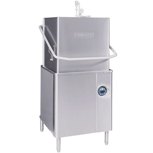 Hobart AM15-6 Select Door Type Dishwasher with Booster Heater