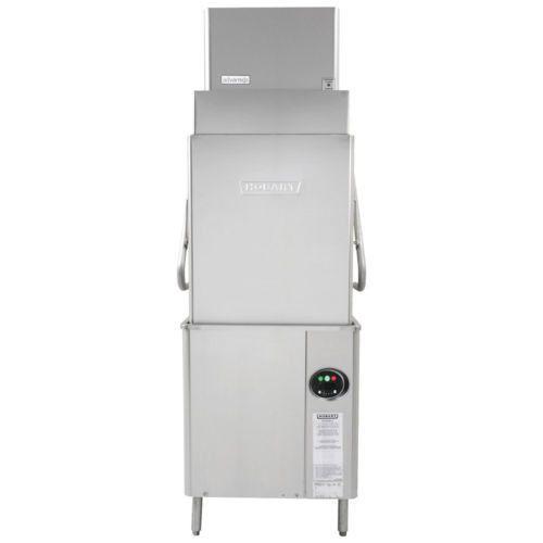 Hobart AM15VLT-2 Ventless Door Type Tall Dishwasher