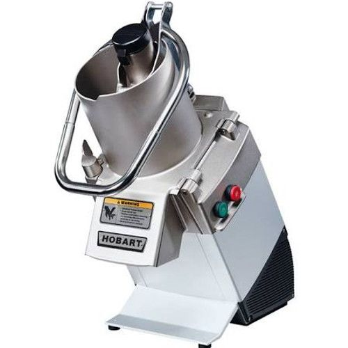 Hobart FP350-1B Continuous Feed Food Processor with 6 Plates