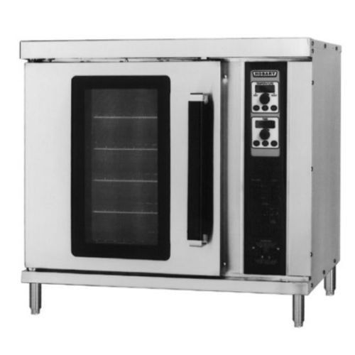 Hobart HGC202-PROPANE Gas Double Deck Convection Oven