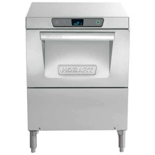Hobart LXGER-2 Advansys Energy Recovery High Temperature Glass Washer