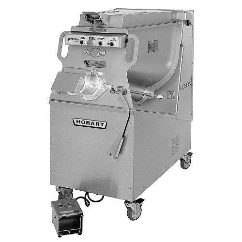 Hobart MG1532-1-PLATEKNIFE Meat Mixer/Grinder