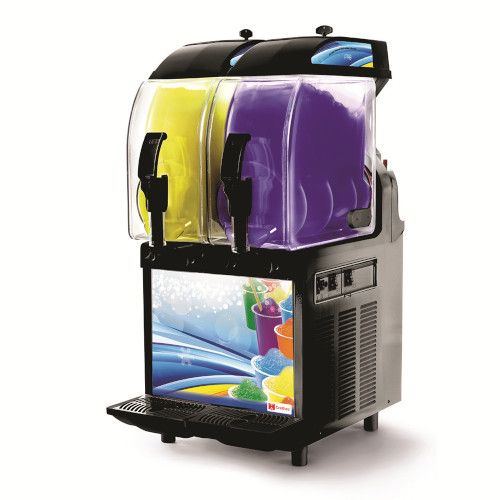 Grindmaster-Cecilware I-PRO 2M W/ LIGHT Non-Carbonated Frozen Drink Machine