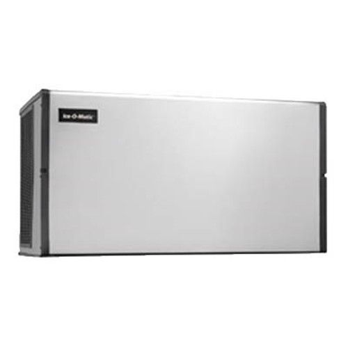 Ice-O-Matic ICE1406HW Water Cooled 1386/24hr Modular Half Size Cube Ice Maker