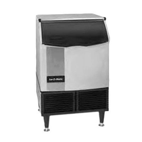 Ice-O-Matic ICEU150HA ICE Series 185-lb Capacity Half-Size Cube-Style Air-Cooled Ice Maker