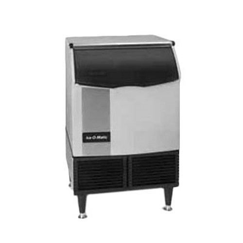 Ice-O-Matic ICEU220HA ICE Series 238-lb Capacity Half-Size Cube-Style Air-Cooled Ice Maker