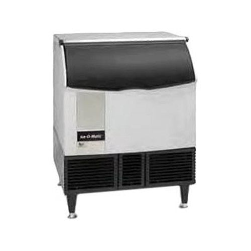 Ice-O-Matic ICEU300HA ICE Series 309-lb Capacity Half-Size Cube-Style Air-Cooled Ice Maker With Bin