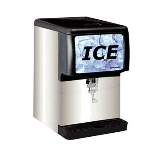 Scotsman ID150B-1 Ice-Only 150-lb Capacity Countertop Ice Dispenser