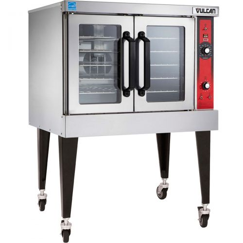 Vulcan VC4GD Single Deck Convection Oven, Gas